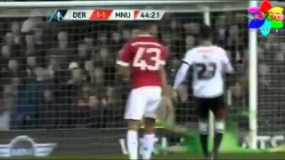 Cuplikan Goal Derby County Vs Manchester United 1-3 (30-01-2016) FA CUP