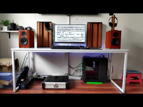 QUAD 11L CLASSIC WITH MUSICAL FIDELITY A5