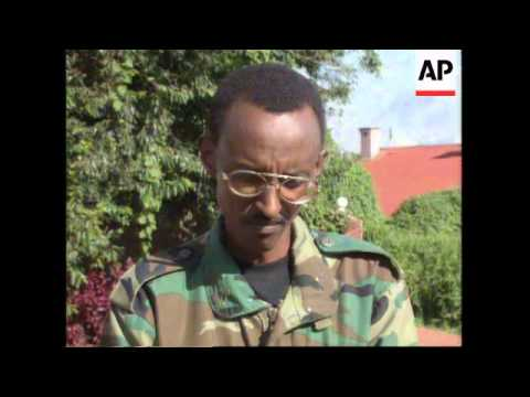 Rwanda - Situation