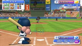 MLB Power Pros 2017: Atlanta Braves @ Miami Marlins Spring Training Game