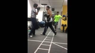 Avances de los alumnos de Defensa Personal, clases impartidas en Escuela de Boxeo Venezuela