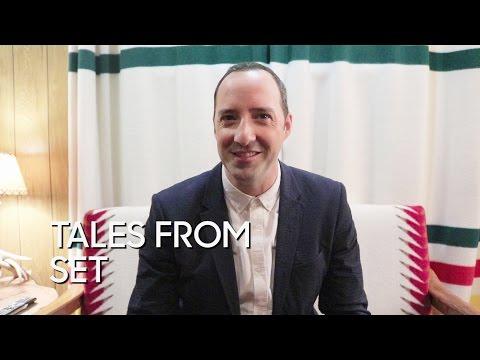 """Tales from Set: Tony Hale """"Veep"""""""