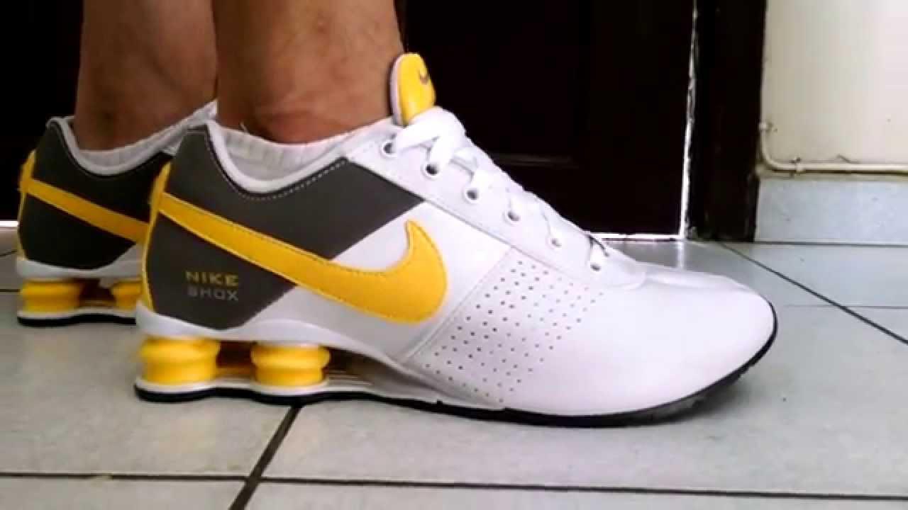 ae375abc9ad Tênis Nike Shox Classic - YouTube