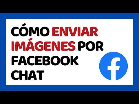 🔴 Cómo Enviar Imágenes Por Facebook Chat 2019