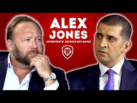 "Alex Jones ""I'm Ready to Die"" - Exclusive Interview After Being Banned"
