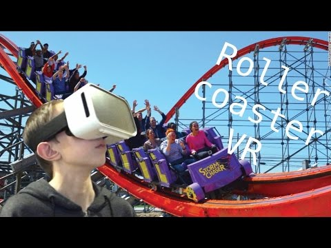 Virtual Reality | STUPID MOTION SICKNESS!!! | VR Roller Coaster