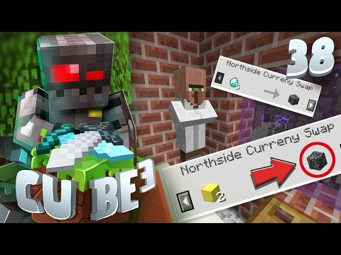 Minecraft Cube SMP S3 Episode 38: Bedrock Currency