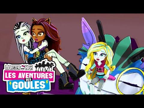 Fini de jouer | Les Aventures des Goules | Monster High streaming vf