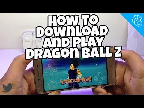 How To Download And Play DRAGON BALL Z On Android