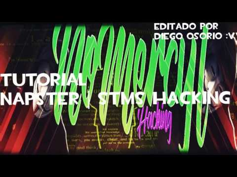 Tutorial Napster | STMS HACKING