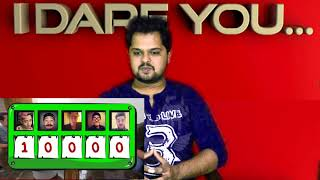 I Dare You: GOING BALD!?- An Indian reacts