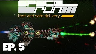 Five Star Delivery!! - Ep. 5 - Blitz Plays: Space Run