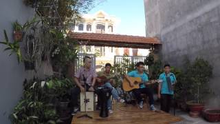 Top of the World - PHAN THIET ACOUSTIC (cover)