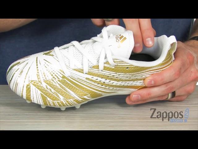 los angeles 533df ed7ec adidas Kids Adizero 5 Star 7.0 Football (Little KidBig Kid) at Zappos.com
