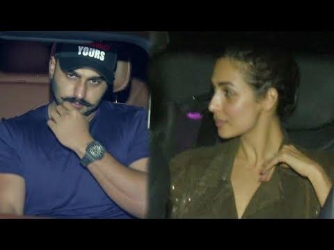 Malaika Arora and Arjun Kapoor late night party में फिर दिखे साथ; Watch Video | Boldsky