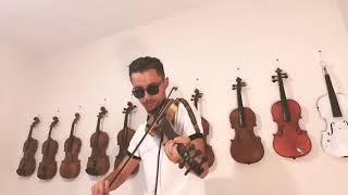 Maitre Gims -Corazon Lil wayne 🇫🇷- 🇦🇱Remix Violin by Kristian Xhaferaj