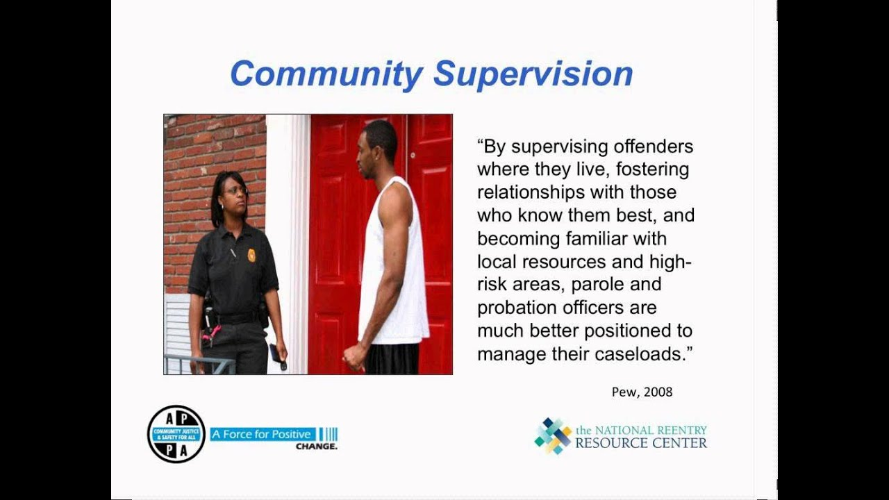 Webinar: Neighborhood Based Supervision A Review of Promising Practices