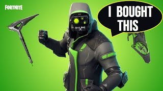 I Bought This AWESOME ARCHETYPE Skin in Fortnite..!! HINDI