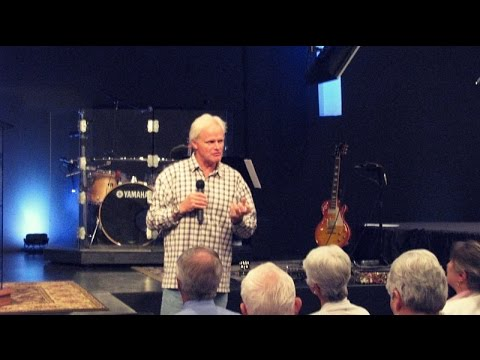 Dan Mohler - God's Will...It's WAY Bigger Than You Think!