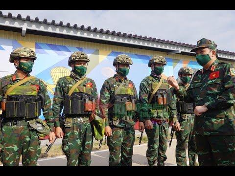 Xạ thủ Việt Nam KỸ NĂNG TỐT, KỶ LUẬT CAO