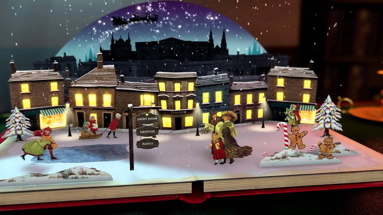Armagh Magical Fairytale Christmas Television Ad YouTube