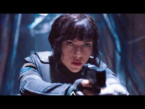 Ghost in the Shell Movie Offers First Look