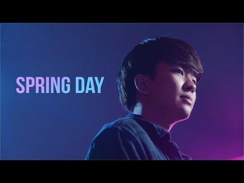 Spring Day (봄날) - BTS | BILLbilly01 ft. Kyutae Oppa Cover