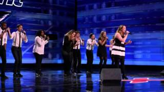 America's Got Talent 2015 Pitch Slapped Auditions 3