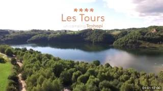 Camping les Tours - Aveyron