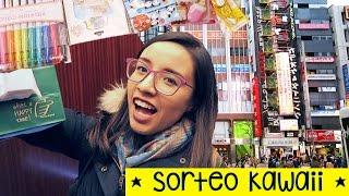 ¡Vamos de Compras Crafty + SORTEO Kawaii! [CERRADO] Japón Papelería Tokyo ✄ Craftingeek