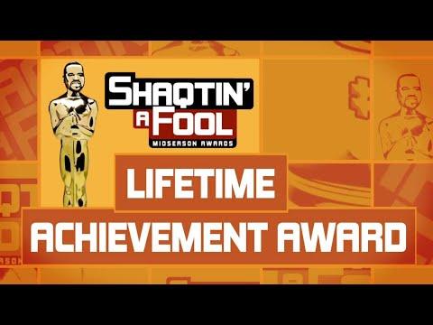 Shaqtin' A Fool Midseason Awards: Lifetime Achievement Award