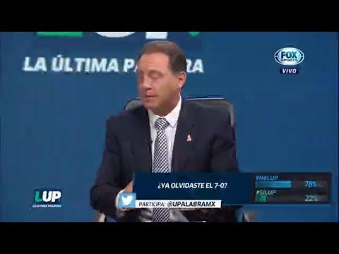 """¡Fue sincero! """"El partido del martes (vs. Chile) va a ser bravísimo para México"""""""