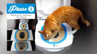 TheLastLitter Cat Potty Trainer