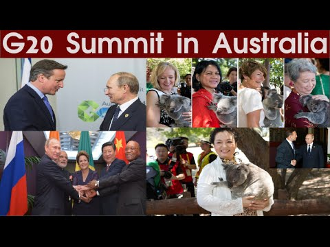 G20 Summit 2014 in Australia's Brisbane | Global Leaders Meet for G20