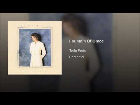 135 TWILA PARIS Fountain Of Grace