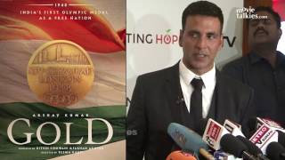 Akshay Kumar GOLD Movie 2018 First Look Out