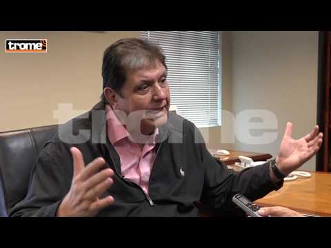 Alan García conversó con Trome y respondió todo lo relacionado al caso Odebrecht