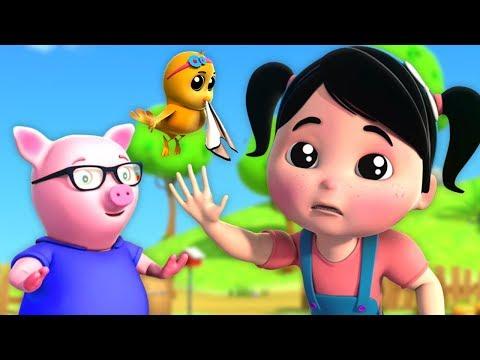 Чихать Песня | Детские Стишки | Детские Песни | Sneeze Song | Nursery Rhymes | Kids Cartoons