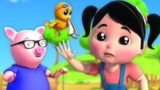 чихать Песня  Детские Стишки  Детские Песни  Sneeze Song  Nursery Rhymes  Kids Cartoons