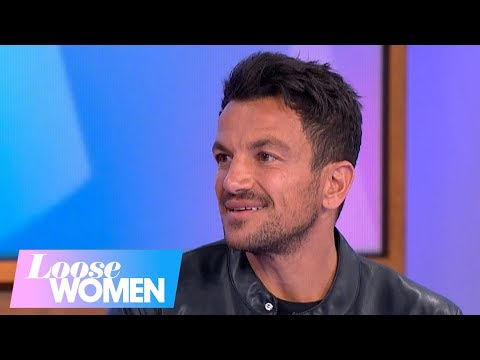 Peter Andre Teases if He'll Make Music With Ed Sheeran | Loose Women