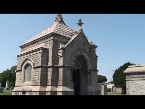 Calvary Cemetery, Evanston Founded In 1859