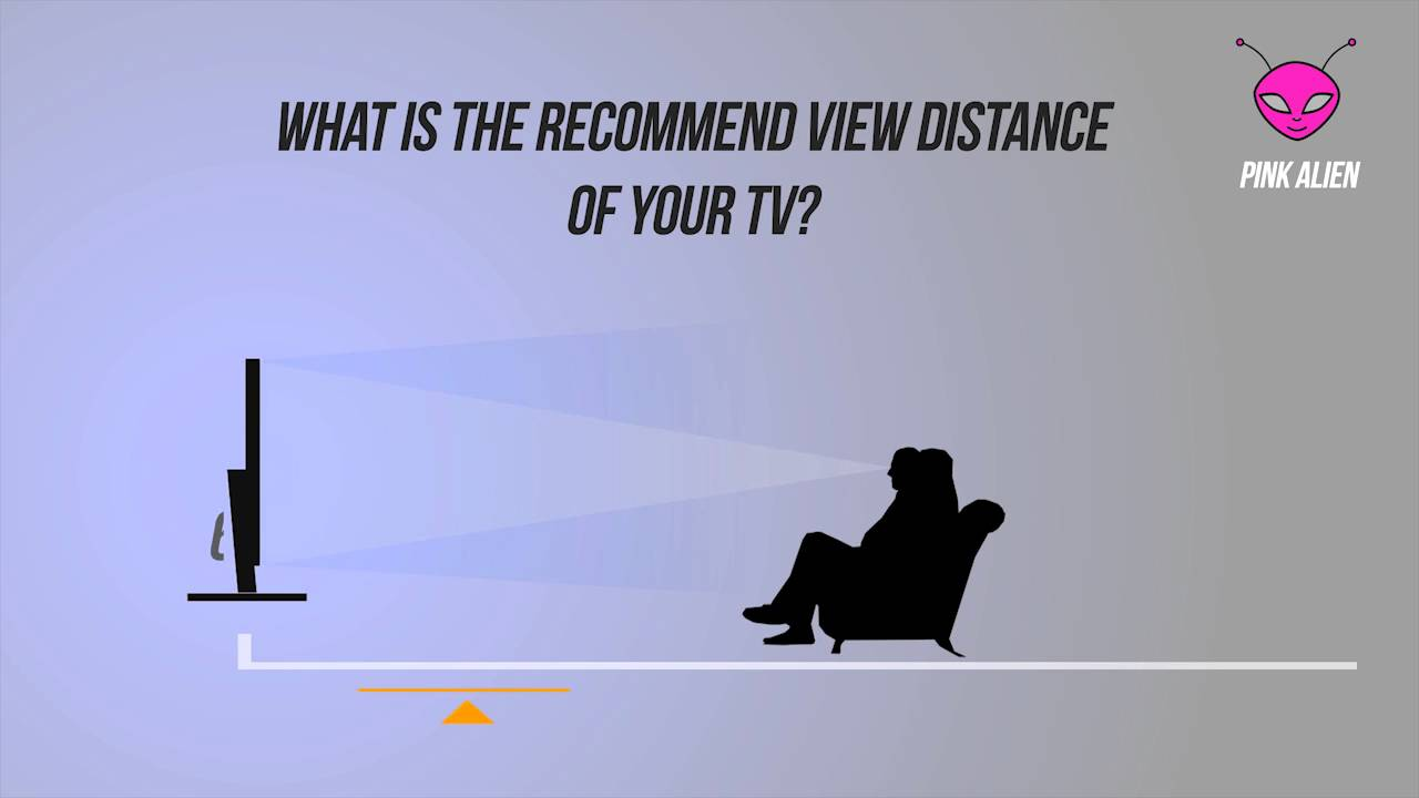 know tv size vs recomended view distance youtube. Black Bedroom Furniture Sets. Home Design Ideas