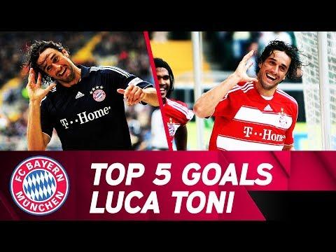Luca Toni Goal - Liverpool Legends 3-1 Bayern Legends - 24/03/18из YouTube · Длительность: 36 с