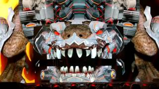 Repeat youtube video Excision Paradox Tour Detroit Day 1 T Rex Set