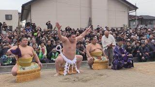 明治から大正にかけて角界を沸かせた水戸市出身の大相撲第19代横綱、常...