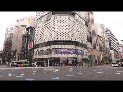 Geçmiş ile geleceği birleştiren tiyatro sanatı Noh, Tokyo'nun kalbi Ginza'da hayat buluyor