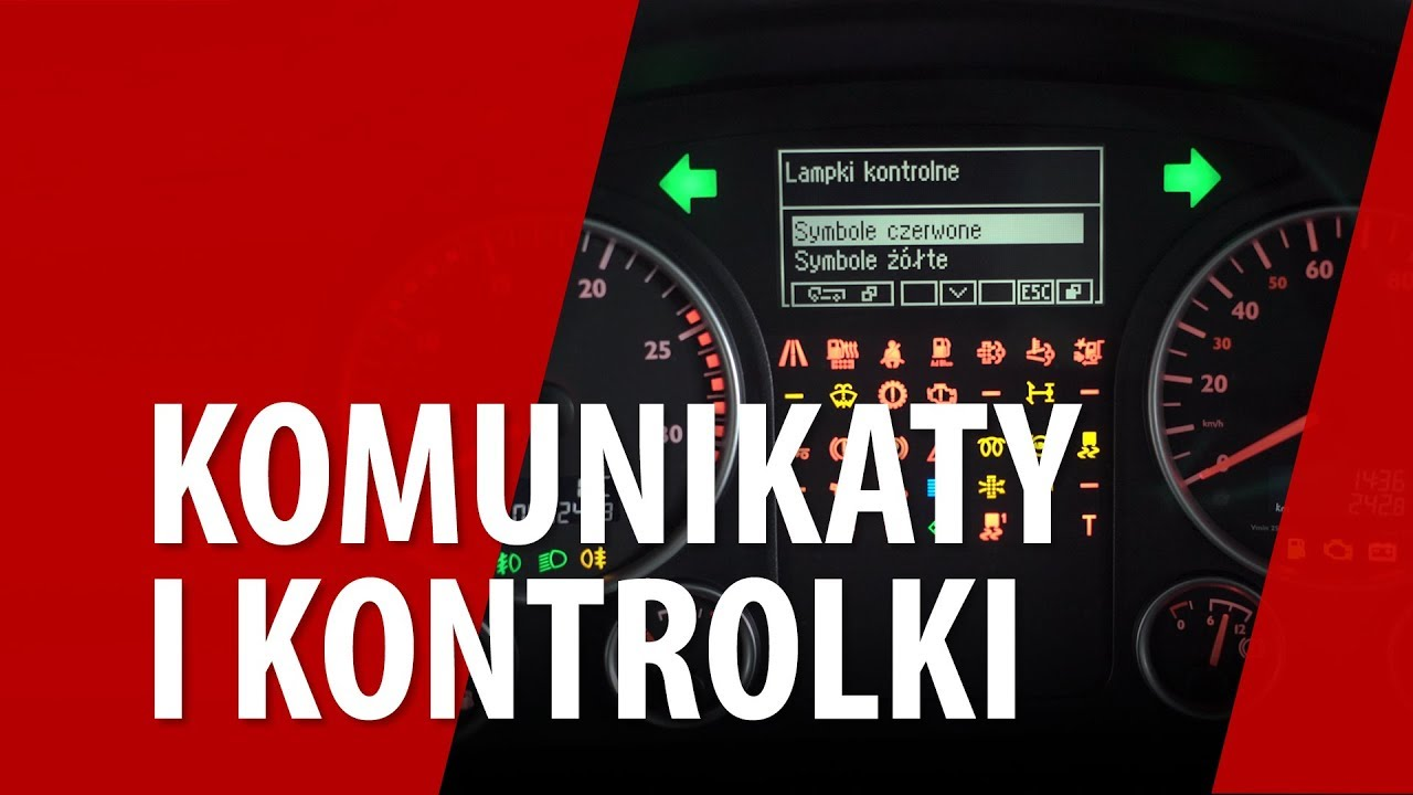 Modish CplusE #34 - Komunikaty i kontrolki - YouTube FB58
