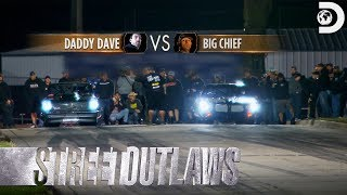 Cash Days Final: Big Chief vs. Daddy Dave | Street Outlaws