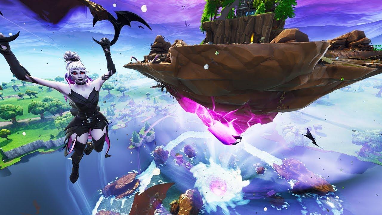 New Map Season  Fortnite Battle Royale