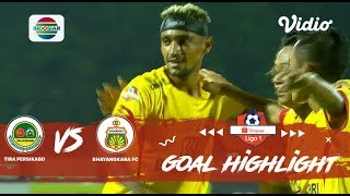 Tira Persikabo (0) vs (2) Bhayangkara FC - Goals Highlights | Shopee Liga 1